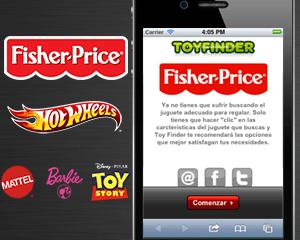 FishPrice Toy Finder